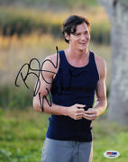 Benjamin Walker Signed 8x10 Photo Travis The Choice Hot Psa/dna Autographed