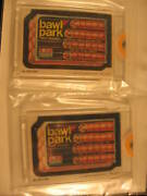 1980 Topps Wacky Packages Proof Set Bawk Park
