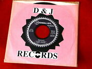 Johnny Crawford Proud Rare Purple Label Lonesome Town Del Fi4193 Teen 45