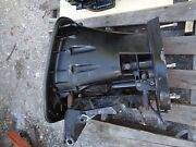 Mercury 90 Hp 4 Cyl Serial 0t379422 Mid Section Housing