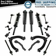 Suspension And Steering Strut And Spring Assembly 16 Piece Kit For 97-01 Honda Crv