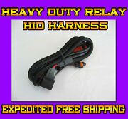 Xenon Hid Conversion Kit Relay Wiring Harness 9005 9006 Hb3 Hb4 H10 9140 9145