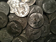 The Halves Deal All 90 Lot Old Us Junk Silver Coin 1 Pound Lb 16 Oz. Pre 65