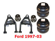 L Fo9703 1997-2003 Ford F150 Lightning 2wd Lower Control Arms/bags/mount