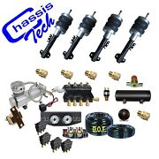 B Fbs-lin-04-3 Lincoln Plug And Play Fbss Complete Air Suspension S