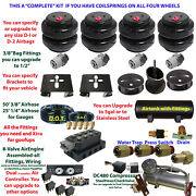 B Fbs-lan-02-3 Land Rover Plug And Play Fbss Complete Air Suspension S