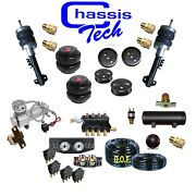 B Fbs-audi-s8--2004 Audi Plug And Play Fbss Complete Air Suspension S