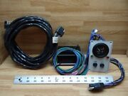 Stern Drive Trim Control System W/ Switch Panel Cntrl Circuit Wire Hrns Cable