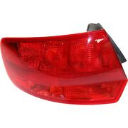 Tail Light For 2006-2008 Audi A3 And A3 Quattro Driver Side Outer