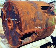 Large Diameter 36 Coring Shell For Boring 3-foot-plus Holes Tunneling