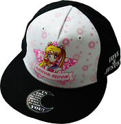 Sailor Moon R Sailor Moon Love And Justice Adjustable Cap Hat New Official License