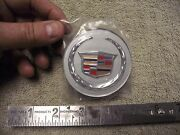 New In The Package Cadilac Wheel / Hubcap Center Cap Not Sure What Year It Fits