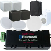Compact Wireless Bluetooth Active Speaker And Amplifier System Various Speakers