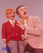 Paul Winchell Jerry Mahoney Kids Game Show Vintage 4 X 5 Transparency 1972