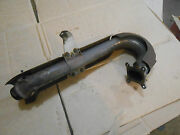 Bombardier Quest 650 Max Xt 2004 04 Front Exhaust Muffler Pipe Head Header Pipes