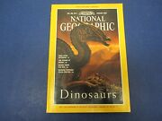 National Geographic Magazine January 1993 Colca Canyon Wide Open Wyoming M2072