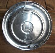 Used 1957 Dodge 14 Knightand039s Head Emblem Wheel Cover - Great Used Item For Spare