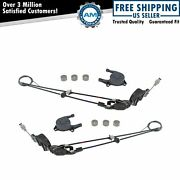 Dorman Rear Power Sliding Cable Repair Kit Assembly Pair For Sienna
