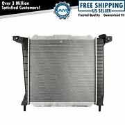 Radiator Assembly Aluminum Core Plastic Tanks Direct Fit For Ford Mazda New