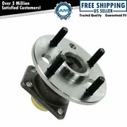 Rear Wheel Hub And Bearing 4 Lug Left Or Right For Saturn S Series Sl Sc Sw