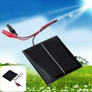 Portable 5-12v 0.15-3w Epoxy Solar Panel System Diy Battery Cell Charger Module