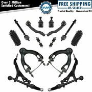 For 92-95 Civic 94 Integra Control Arm Ball Joint 14pc Steering/suspension Kit