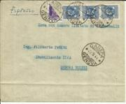 Italy Social Republicfascist Sc3-bisect With Fiscal/revenue Stamps