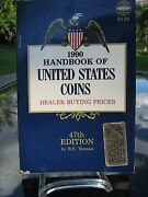 Used Handbook Of United States Coins Dealer Buying Prices 47th Edition 1990