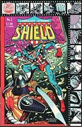 Lancelot Strong The Shield No.2 / 1983 Robert Kanigher And Rudy Nebres