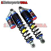 Performance Front Air Shocks Absorbers Pair For Yamaha Raptor 660r 700 700r