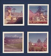 Michigan Wolverines Vs Oregon State Beavers 1965 Rose Bowl Picture Collection