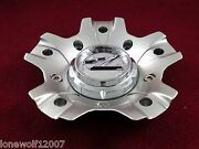 Zinik Wheels Silver/chrome Custom Wheel Center Cap Z-27 / Cap M-346 1