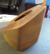 Wooden Winch Tranducer Fairing Block 45 Can Be Cut To Keep Ducer Winch Straight
