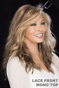 Longing For Long By Raquel Welch Wigs Monotop Lacefront U Pick Color