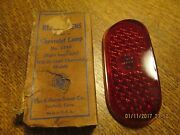 1940 Chevrolet Red Lamp 1746 Right Hand Side
