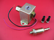 Universal 12v Diesel Fuel Pump - Quality Made In Italy - Fits Bobcat, Case, Etc