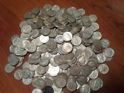 9.20 All Dimes Us Junk Silver Coins All 90silver 1964 + Previous One
