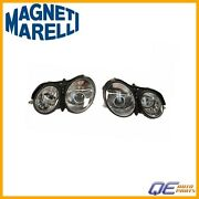 Mercedes Benz Cl55 Cl600 Cl500 Cl65 Pair Left And Right Headlights Genuine Oem New