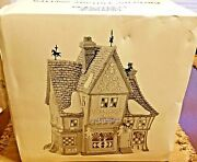 Dept. 56 Dickens Village Series Nette Quinn Puppets And Marionettes
