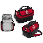 121762 Western Sydney Wanderers A-league Kids Cooler Bag Lunch Box Insulated