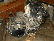 Yamaha Fz600 Fz 600 Parts Engine Motor Not Running Complete 86 87 88 Assembly