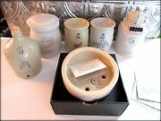 Collection Of 6 Red Wing Pottery + Miniature Small And Commemoratives