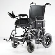 Merits P101 Folding Power Chair Electric Wheelchair 20 Wide Seat