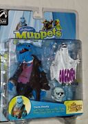 Muppets Show Misp Exclusive Uncle Deadly Jim Henson Tv Action Figure White Ghost