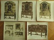 Art Deco Furniture 1930s Advertising 10x12 Photographs-bloomsburg Pa-5 Different