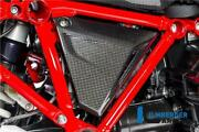 Ilmberger Gloss Carbon Fibre Landr Battery Frame Covers Panels Bmw R1200gs Lc 2013