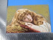 Antique Trade Card Glenwood Ranges And Heaters Perfect With Faultless Record S3353