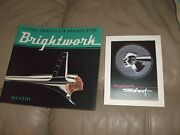 Brightworks By Ken Steacy - Hood Ornaments, Auto Badges - Plate Signed By Author