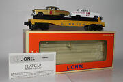 Lionel O Scale 6-19423 6424 Lionel Circle - L Racing Flatcar With Stock Cars