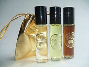 Zeldaand039s Pure Perfume Body Oil Egyptian Musk More Choices 1/3oz Roll On Bottles